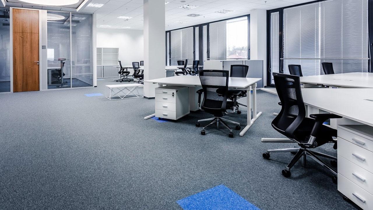 Como Escolher Carpete Para Escritório da Empresa