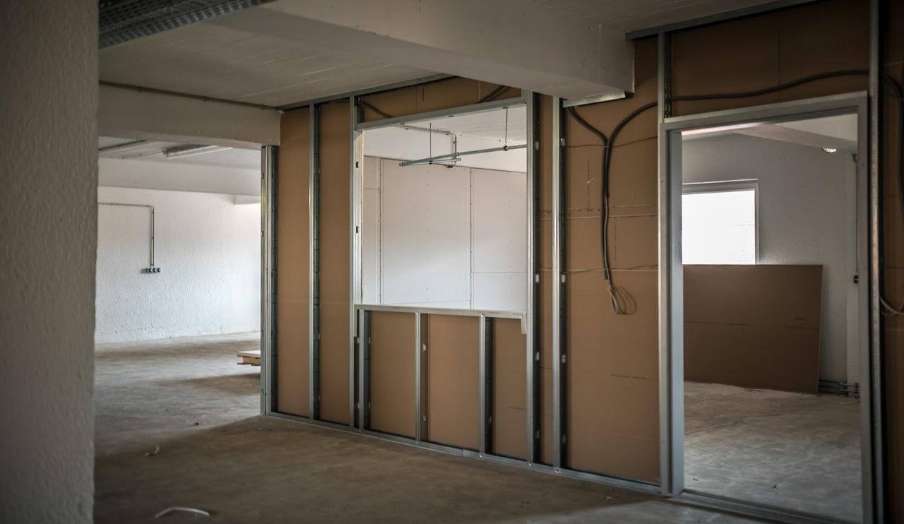 isolamento acustico com drywall