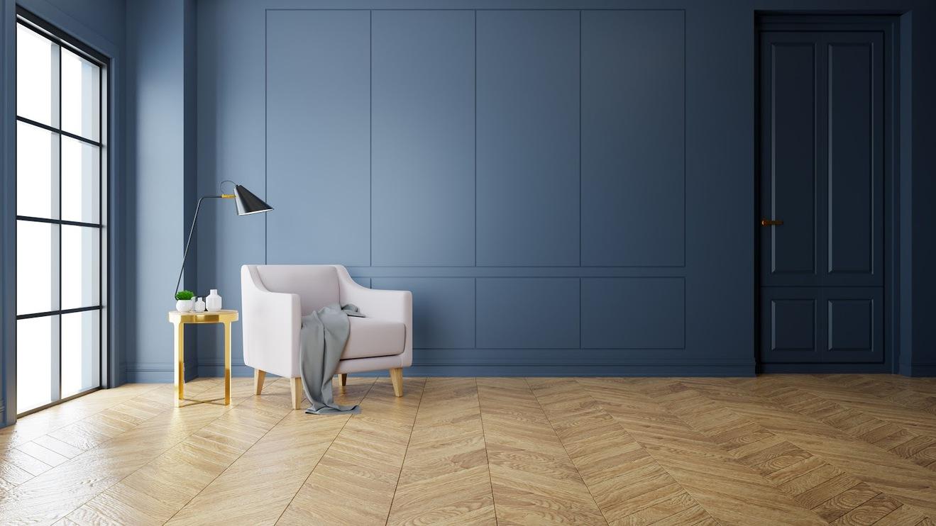 como escolher a tonalidade de madeira no piso