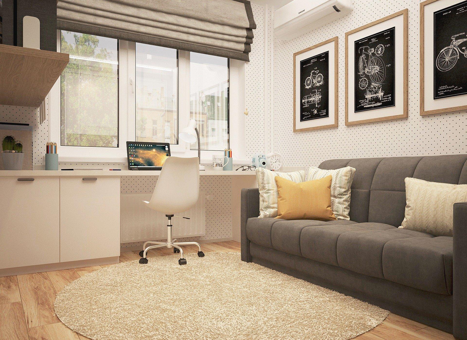 decoração-minimalista-com-drywall